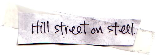 Hill Street Title